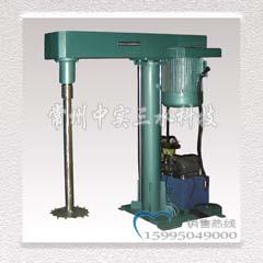 双导柱液压升降式分散机