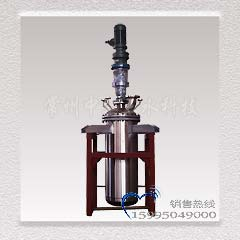 磁力密封化工反应釜搅拌机